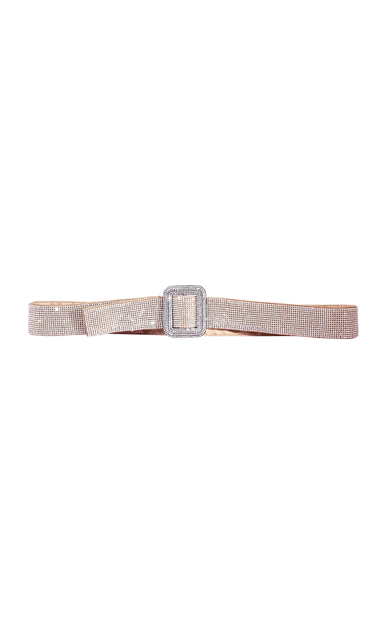 Women's Venus Crystal-Embellished Waist Belt