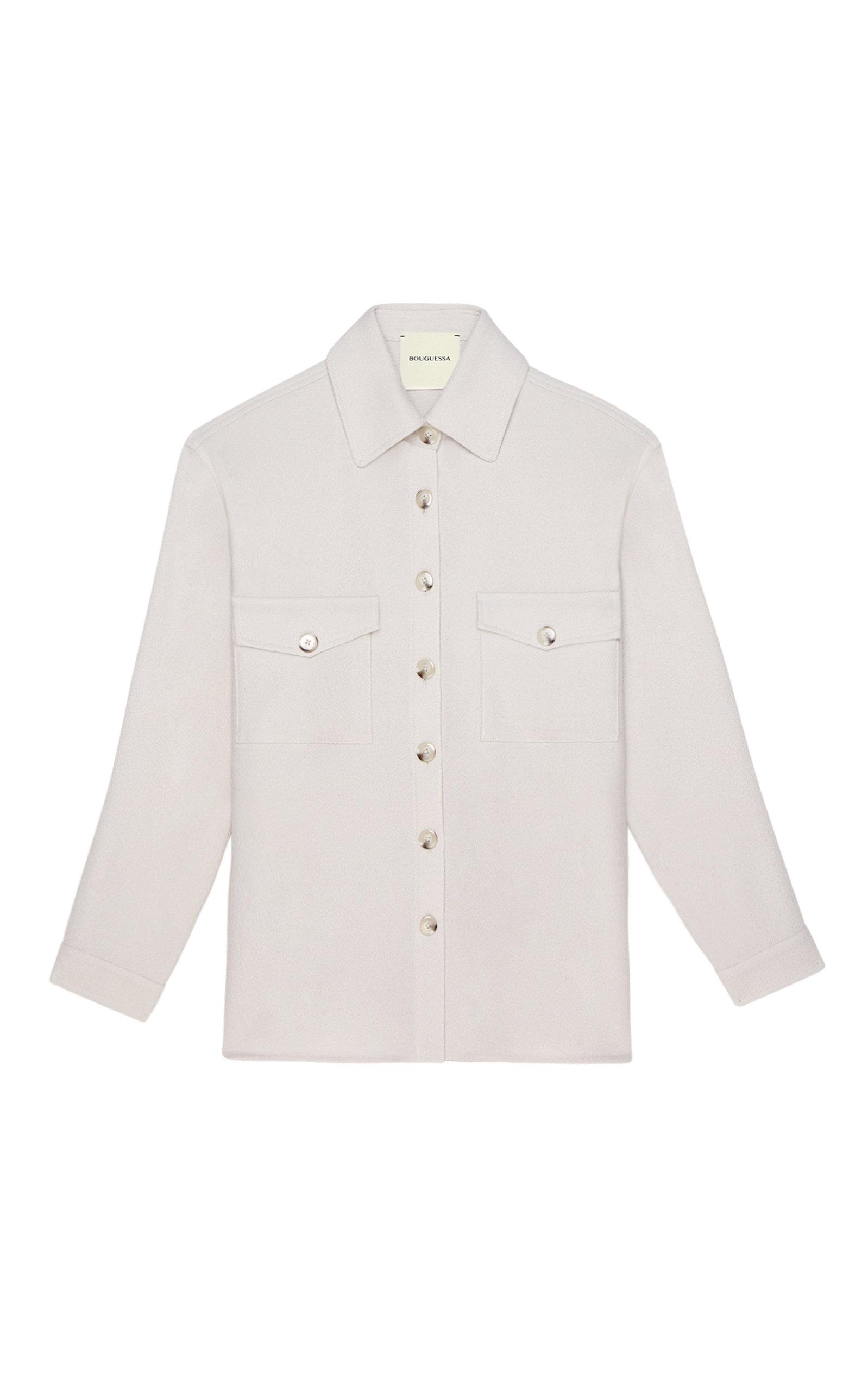 Women's Maitha Wool Shirt Jacket