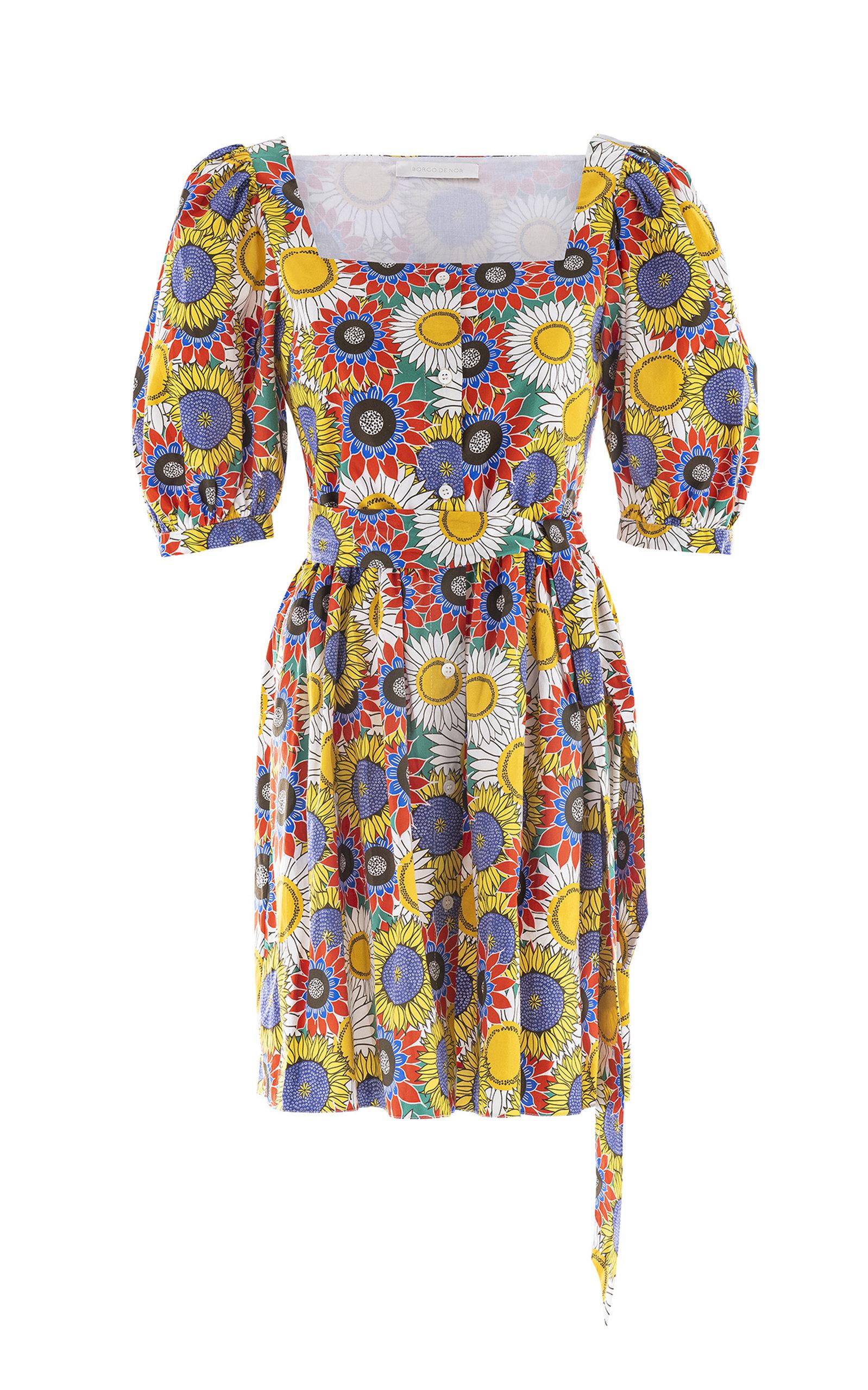 Women's Dominique Mini Button Front Dress