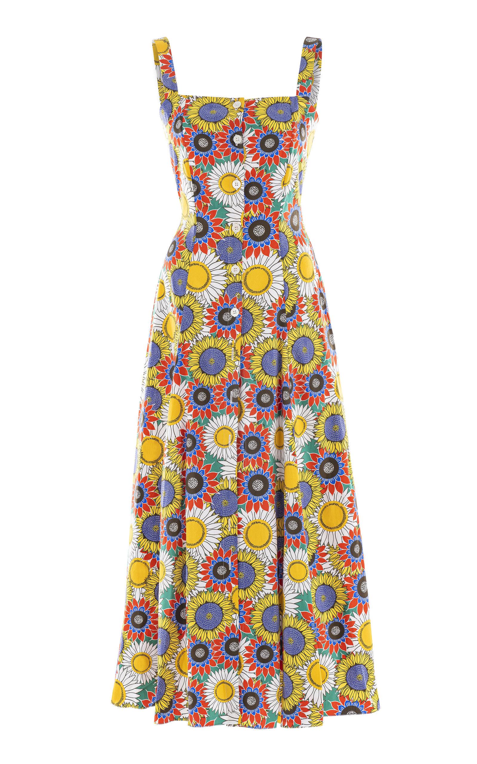 Women's Tilda Button Front Dress