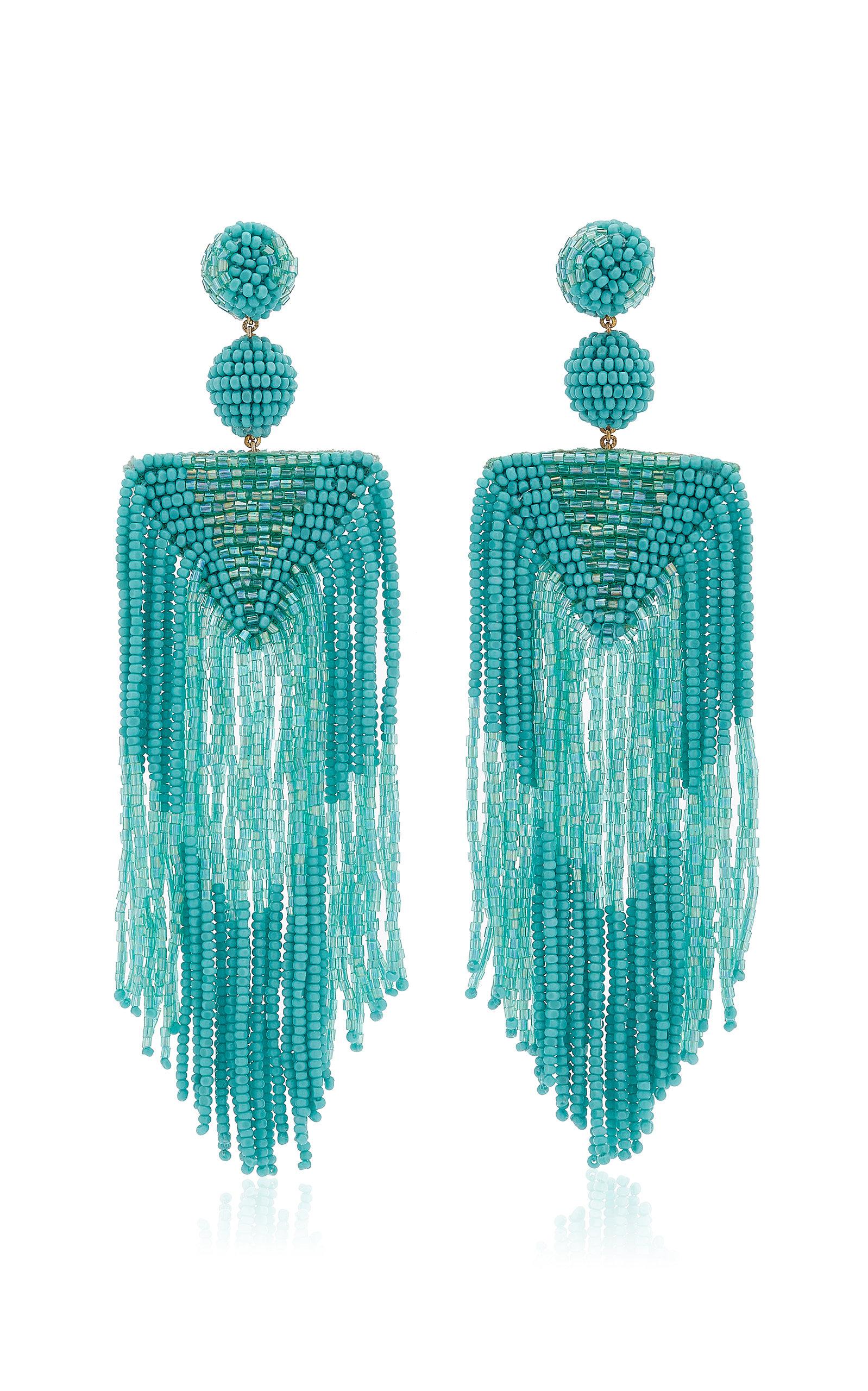 Women's Exclusive Jody Beaded Earrings