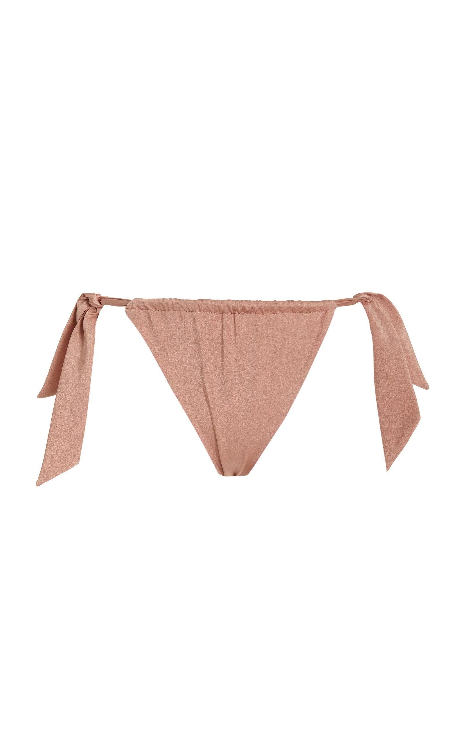 Women's Mantra Tie-Detailed Bikini Bottom