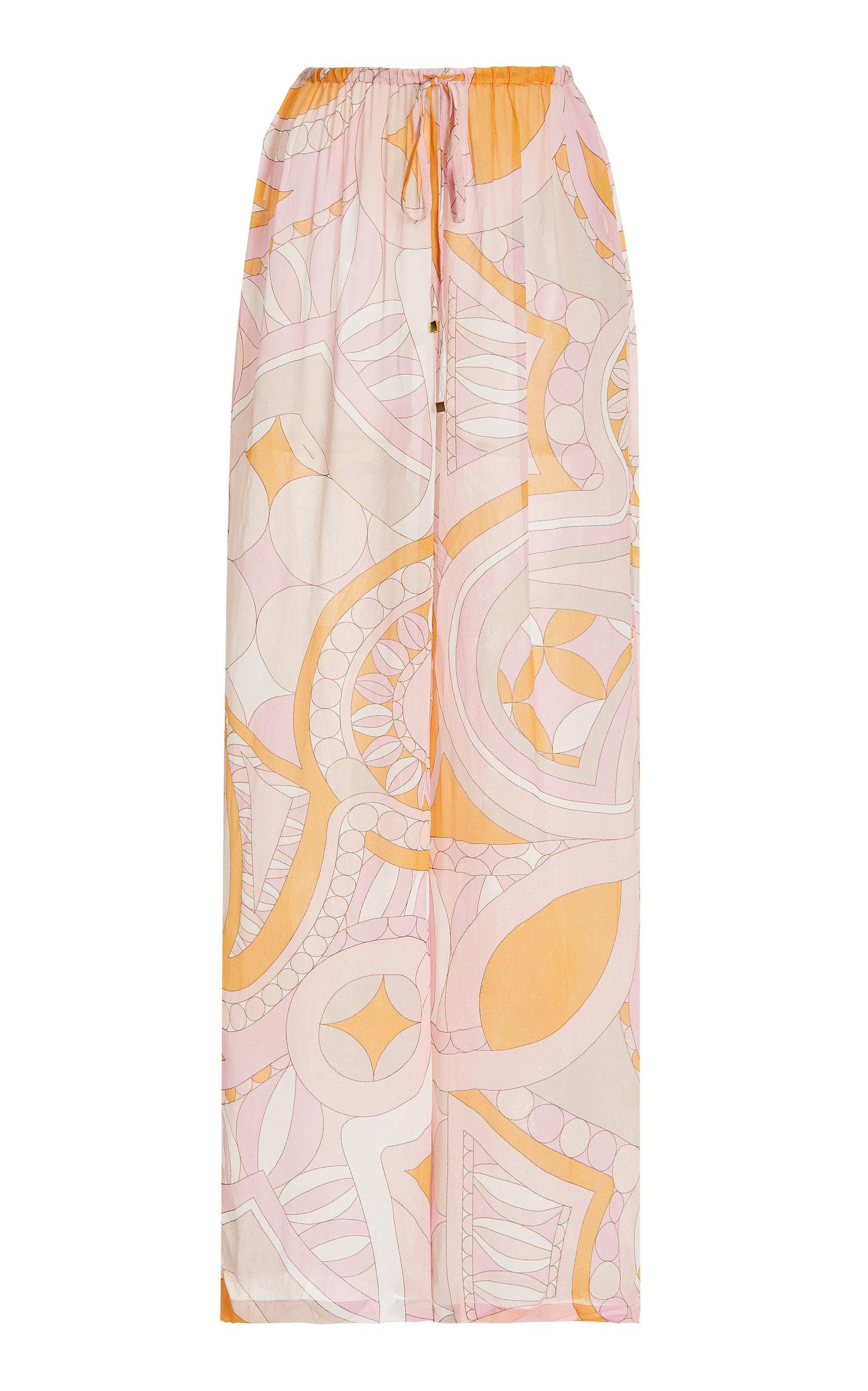 Women's Oasis Printed Voile Pants