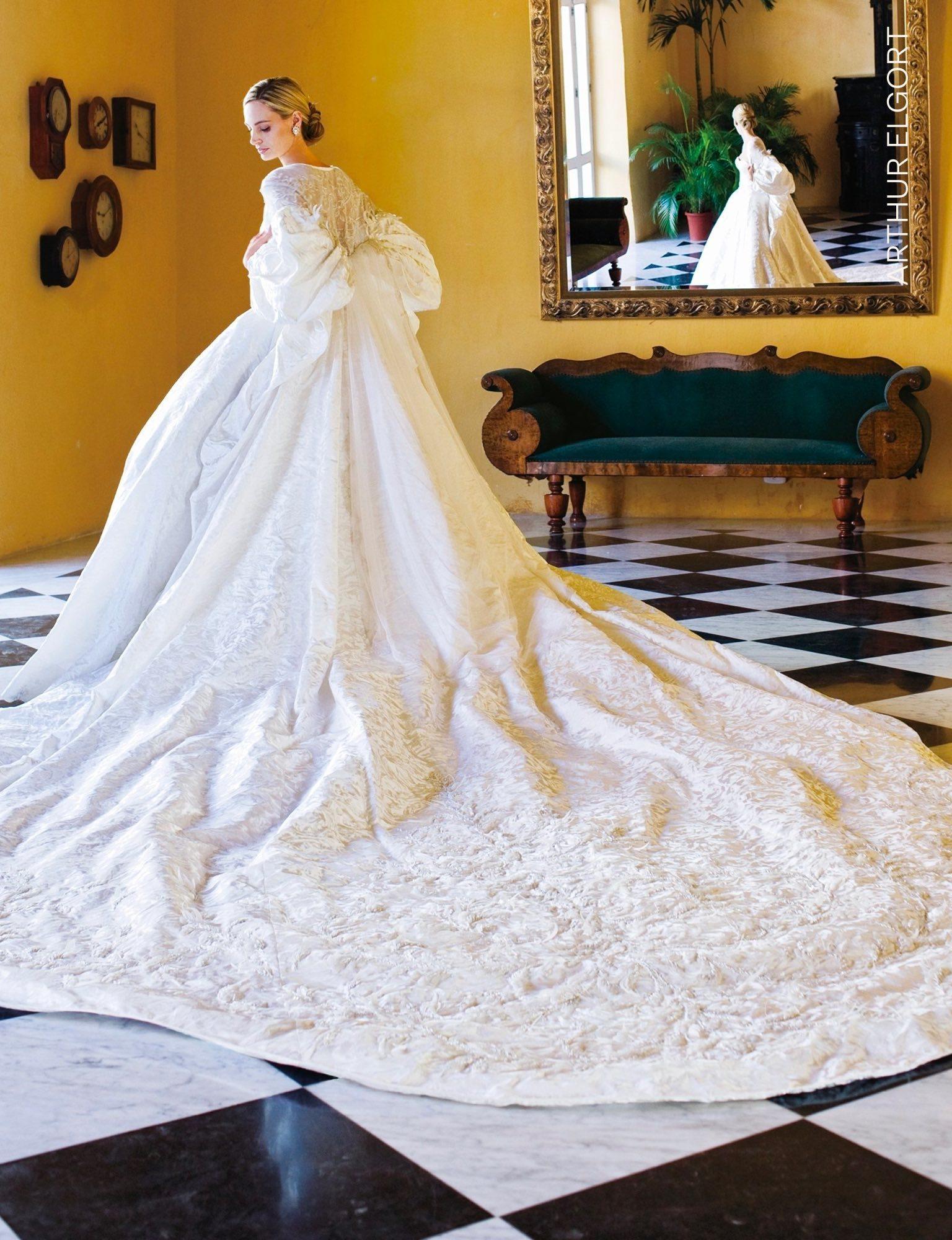 The Top Bridal Trends Of 2020 Moda Operandi